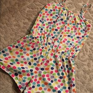 Little girl romper